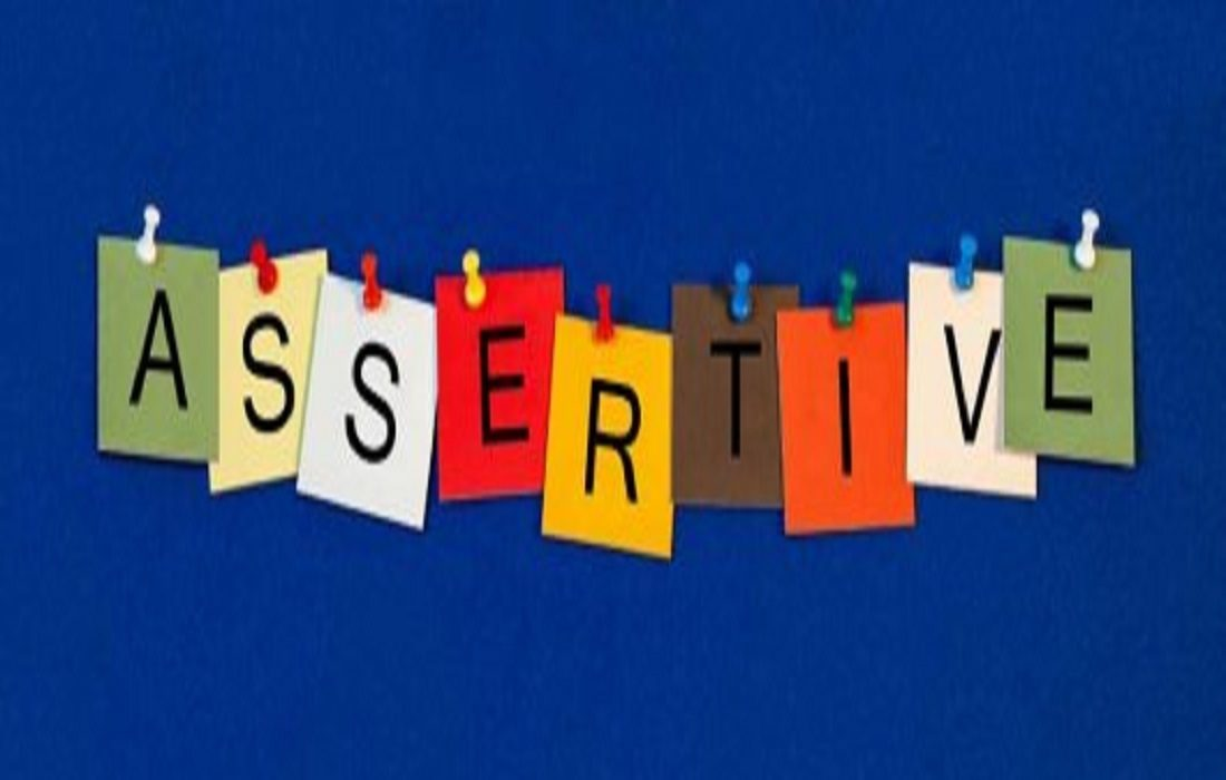 Assertive Behaviours bring Success What are the alternatives