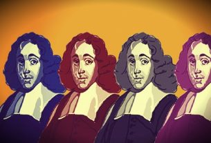 BENEDICT SPINOZA (A. D. 1632 - 1677) -The Life and Works of Spinoza