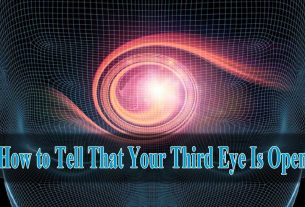 How to Tell That Your Third Eye Is Open