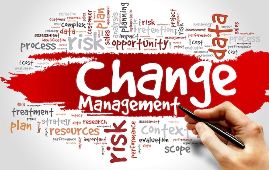 Organisational Change: How to Cope when your Staff Can't!