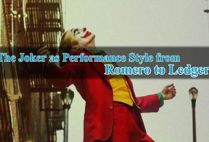 The Joker as Performance Style from Romero to Ledger