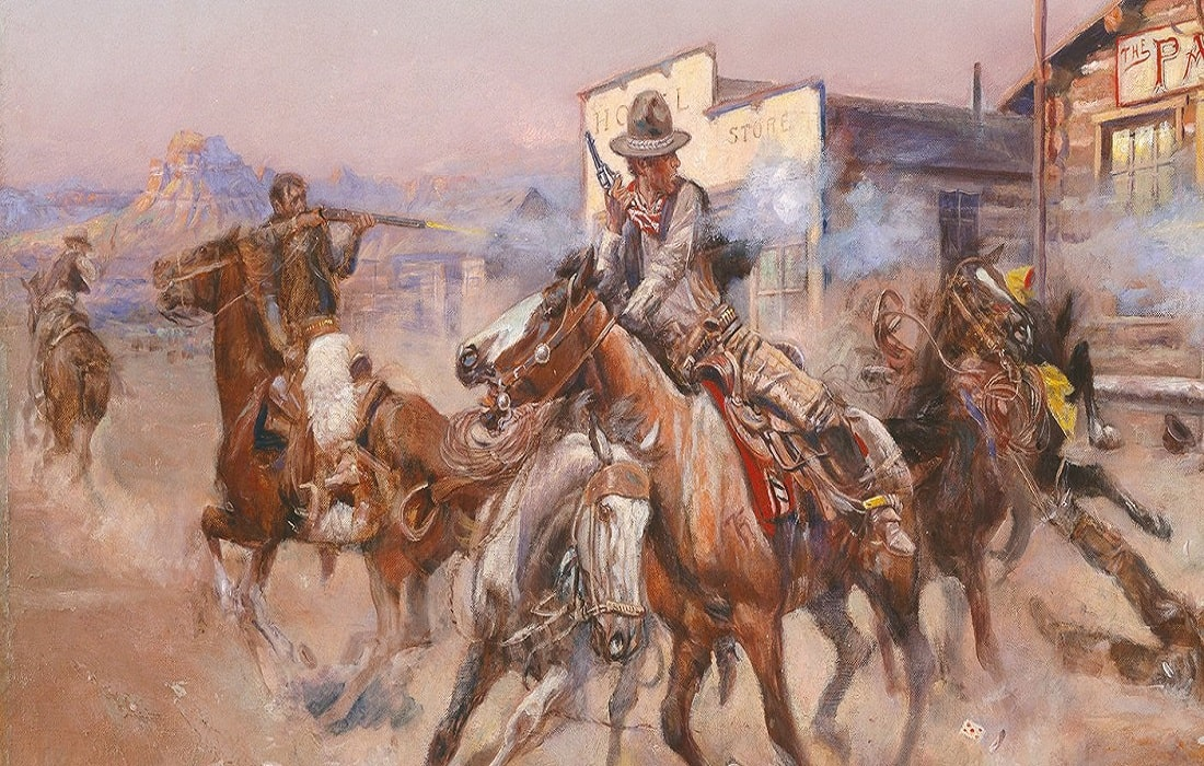 The Wild West -The Trigger_ Hunting the Assassin Who Brought the World to War