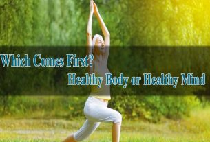 Which Comes First? Healthy Body or Healthy Mind