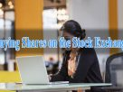 Buying Shares on the Stock Exchange