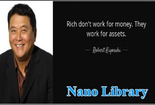 THE RICH DON'T WORK FOR MONEY