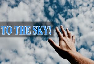TO THE SKY!