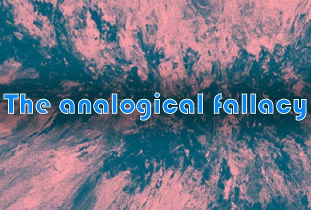 The analogical fallacy